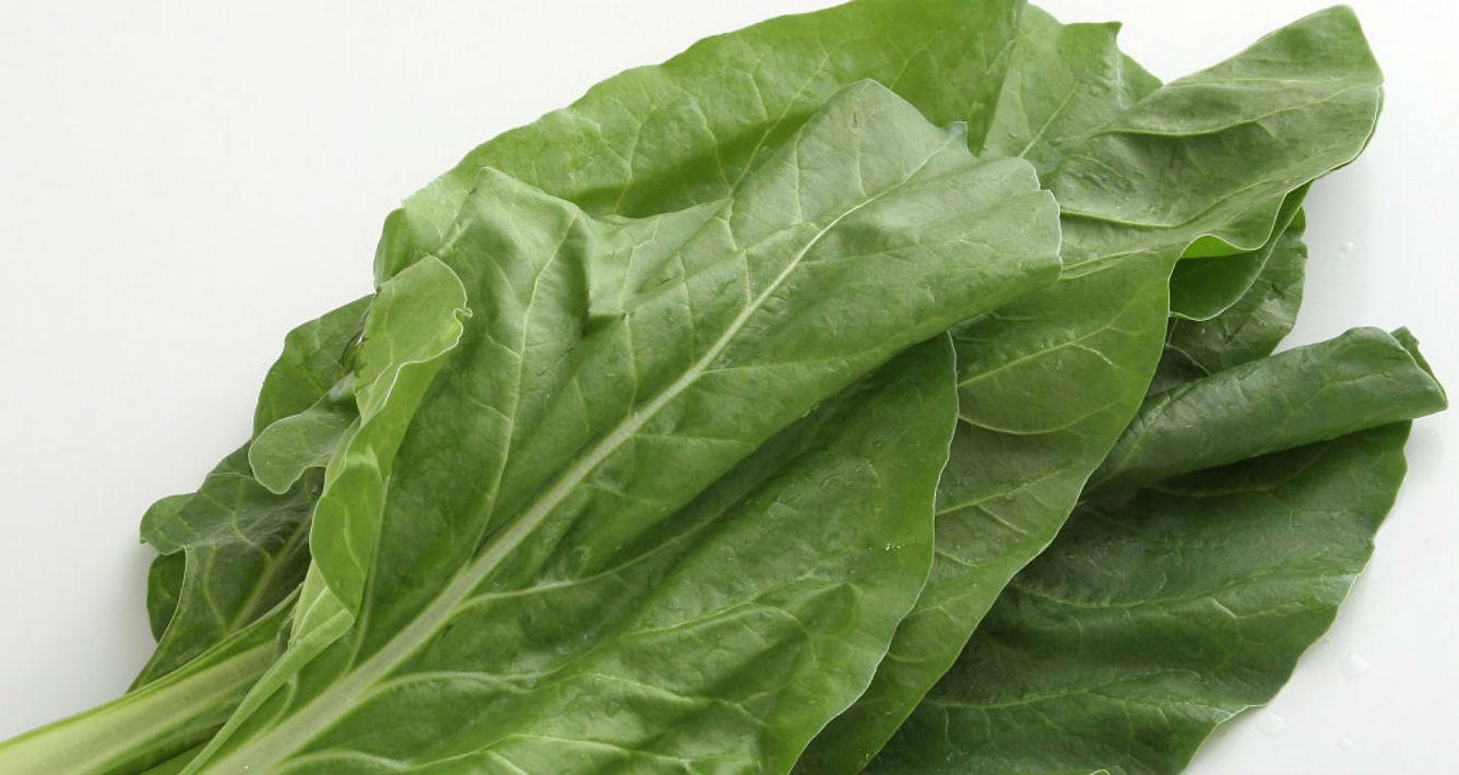 Acelga. Debido a la gran cantidad de biotina (un tipo de vitamina B) que contiene, este alimento ayuda a promover el crecimiento de un cabello, largo, brilloso y sedoso. (Archivo)