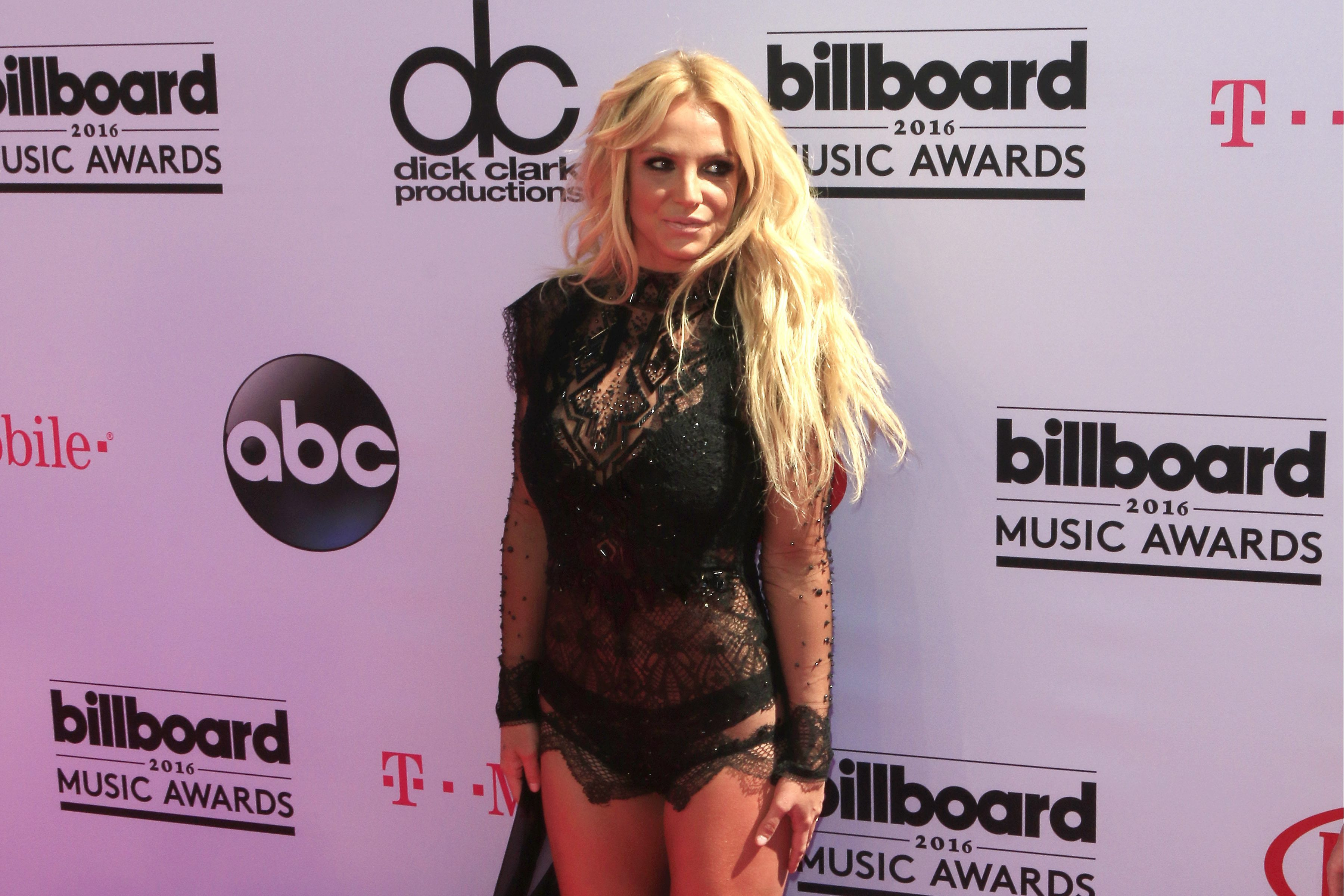 Britney Spears (Archivo de GFR Media)