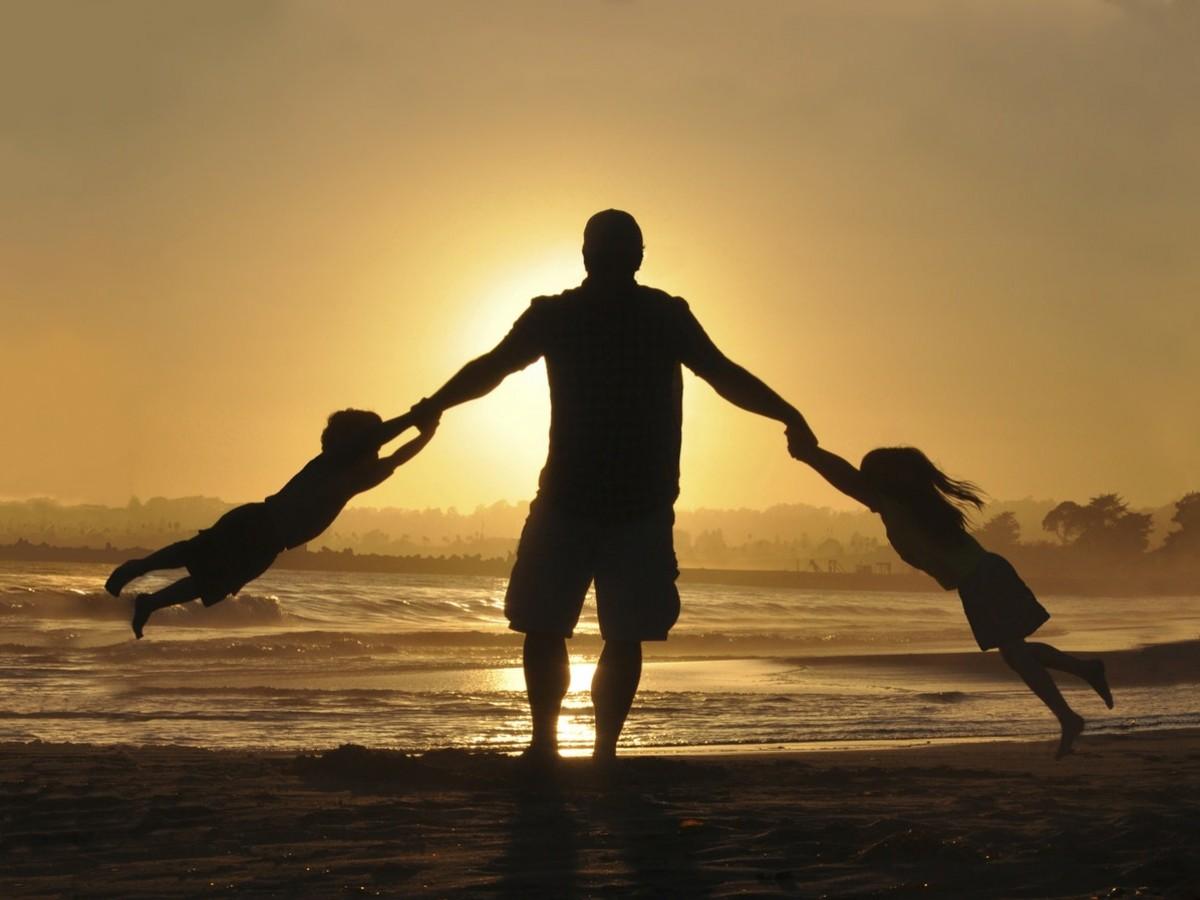 5 maneras simples de estar presente en la vida de tus hijos