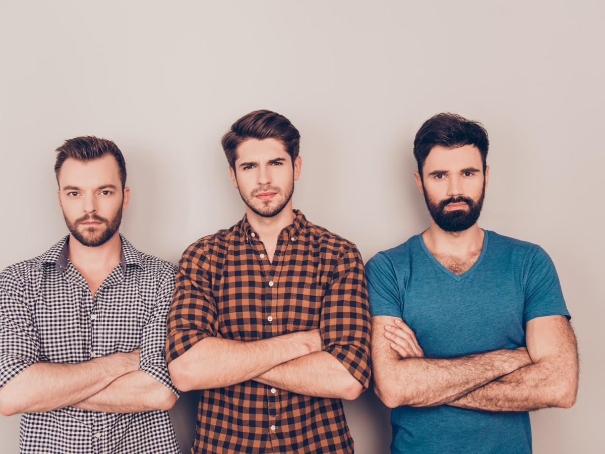 Los 3 tipos de hombres más fáciles de enamorar