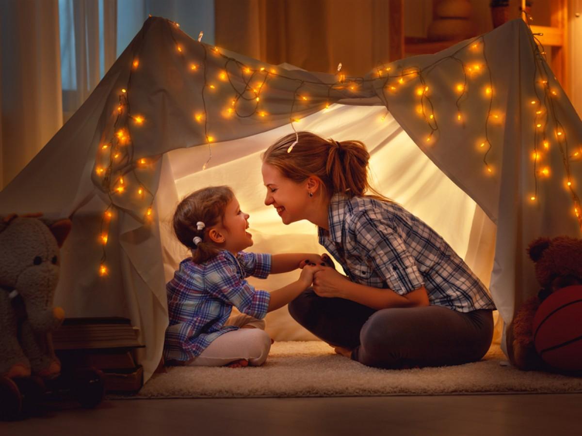 5 formas de conectar con nuestros hijos durante la cuarentena