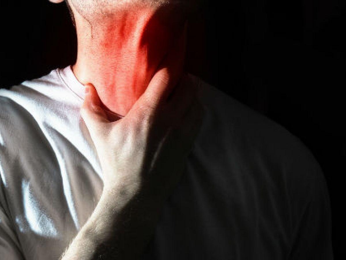 Infección en las amígdalas