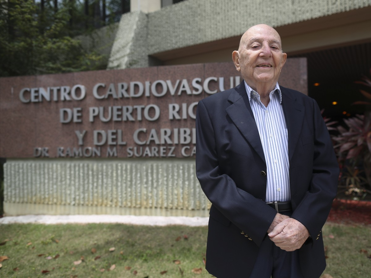 El doctor Enrique Márquez Grau y su misión de salvar corazones