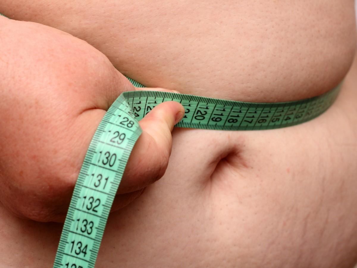 El perímetro de cintura es un indicador de muerte prematura