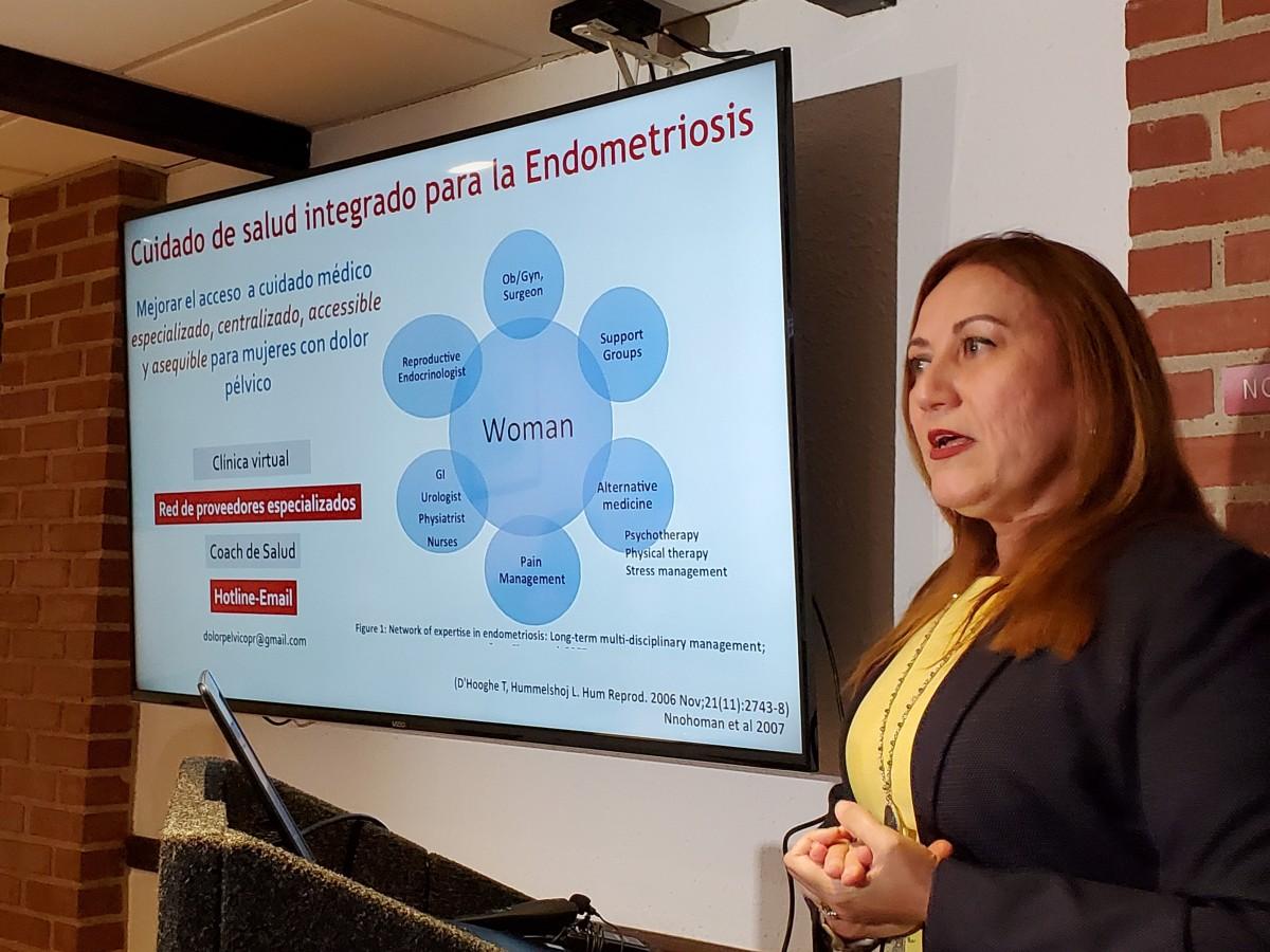 Revelan nuevos datos sobre la endometriosis en Puerto Rico