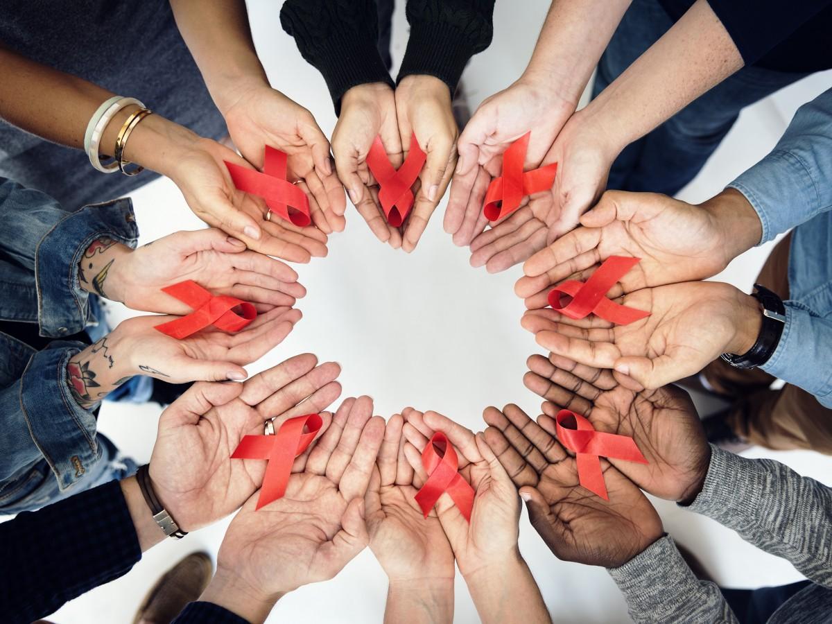 Toma acción contra el VIH