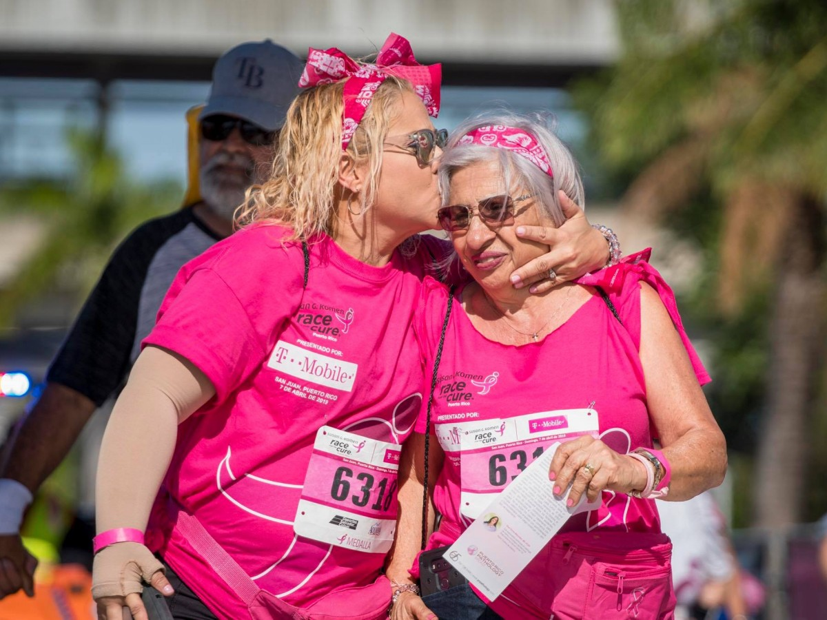 Abren las inscripciones online del Race for the Cure 2020