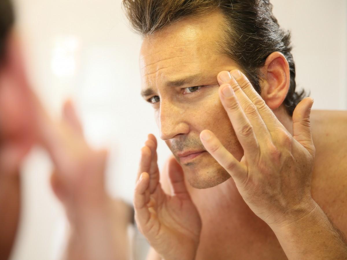 Al rescate de la piel masculina