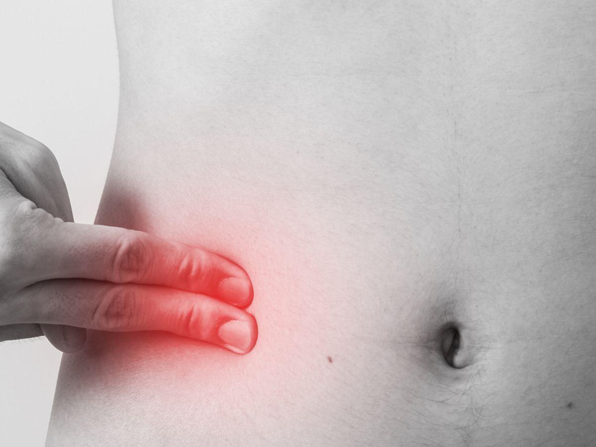 dolor abdominal parte derecha superior