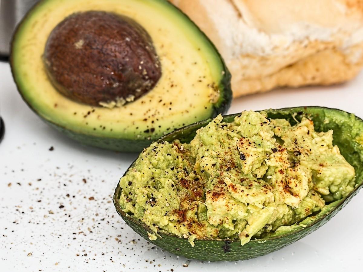 Rico en nutrientes el guacamole