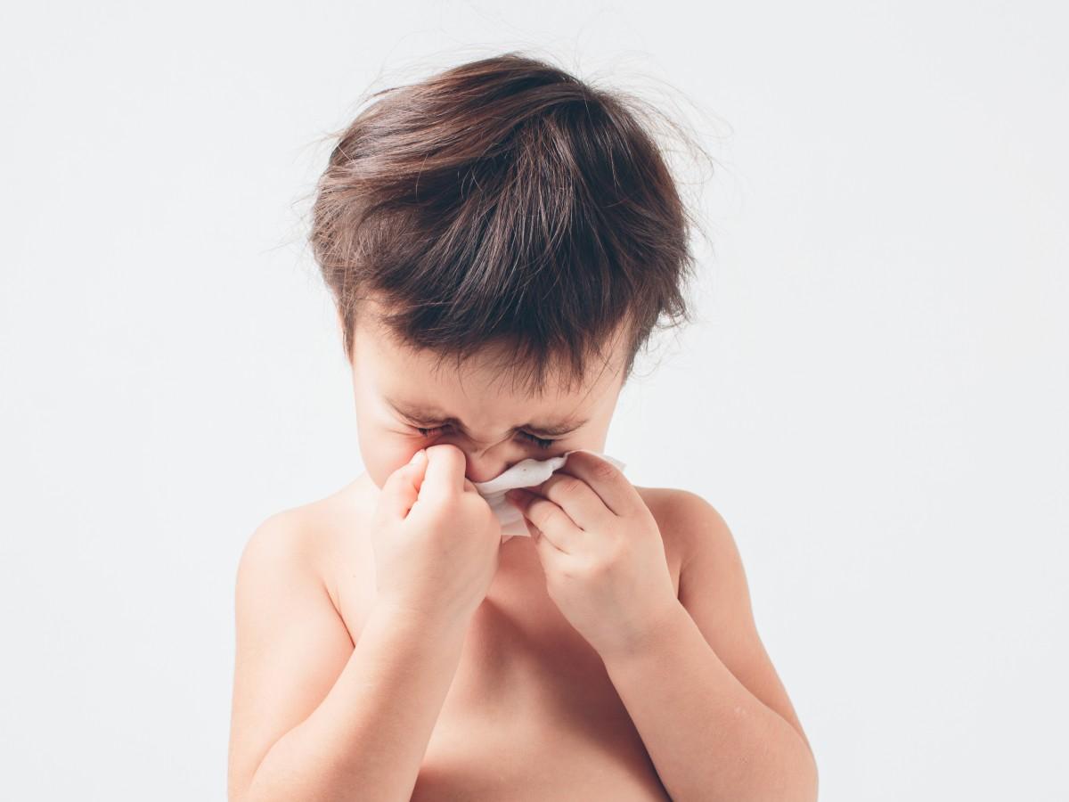 Peligrosa la influenza en los infantes