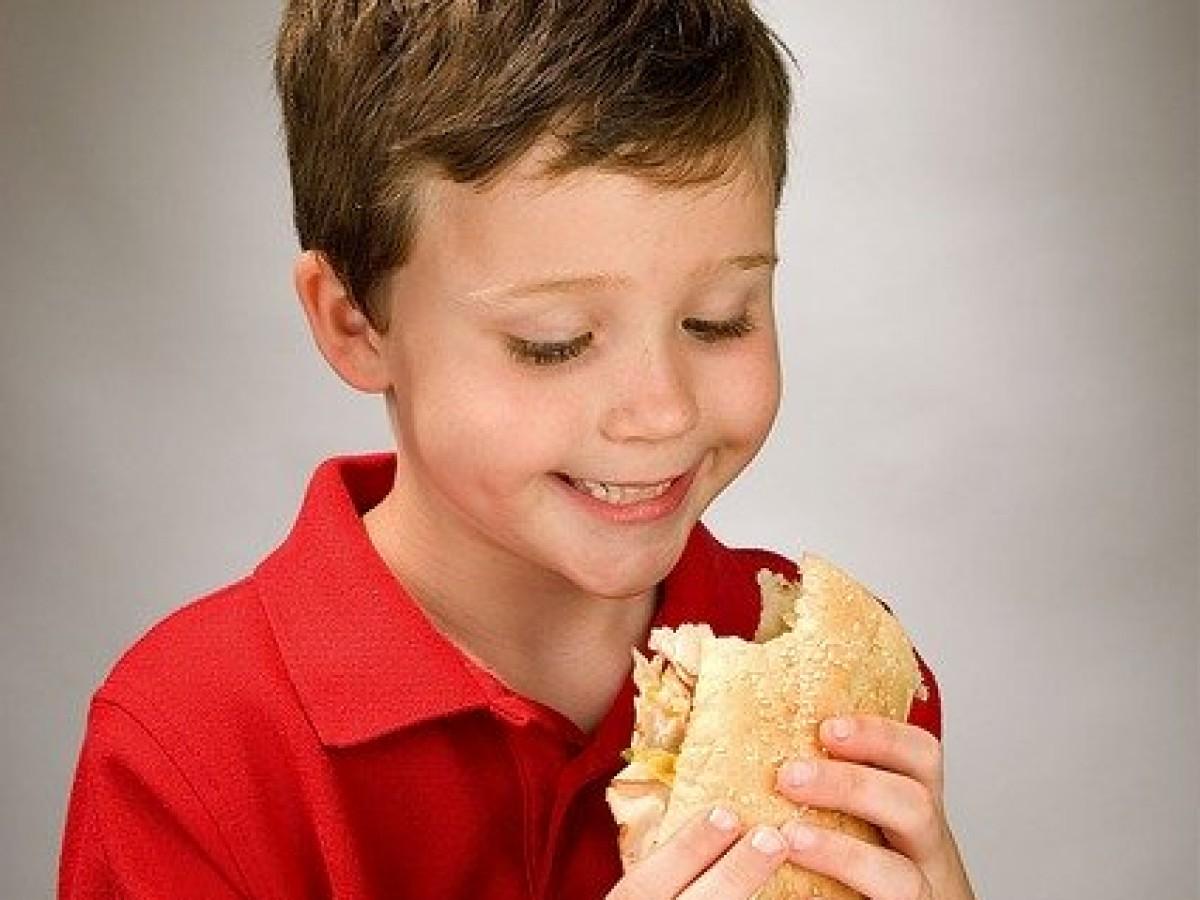 Alimentos que no debe tener el almuerzo de los niños
