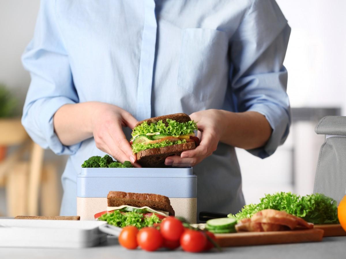 Meriendas sabrosas para una dieta balanceada