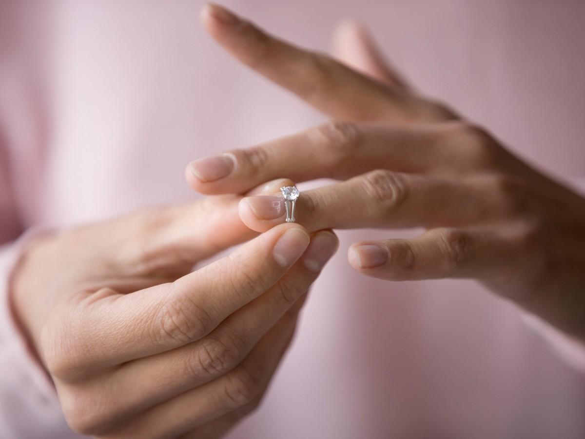 Cuando el divorcio llega tras 20 años de matrimonio