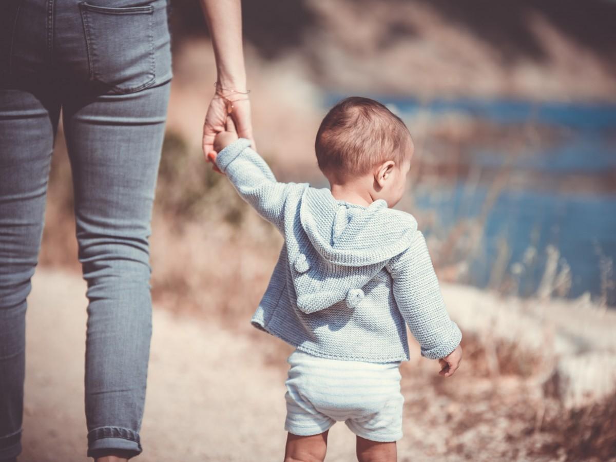 ¿Cómo explicarles la separación a los niños?