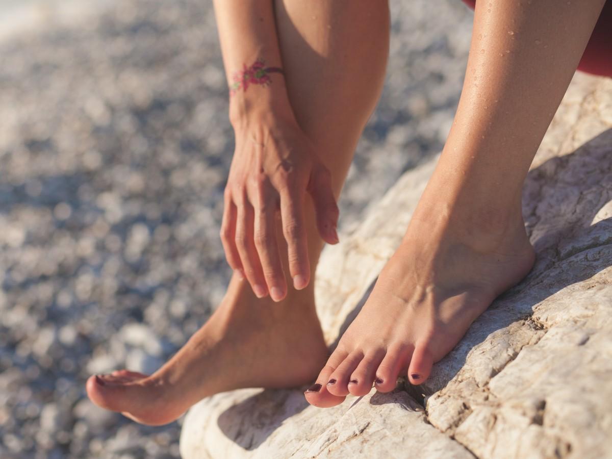 ¿Son los callos buenos para la planta del pie?