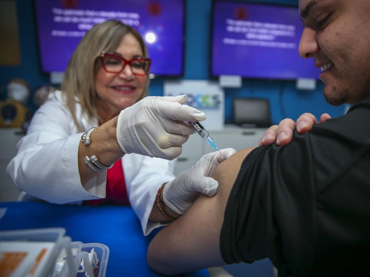 Flumaratón: un movimiento nacional contra la influenza