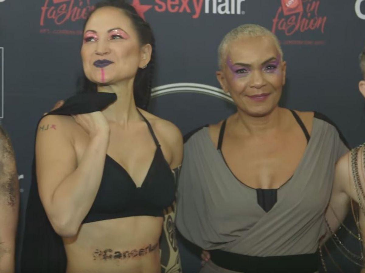 La cruda realidad del cáncer de mama llega a la Semana de la Moda neoyorquina