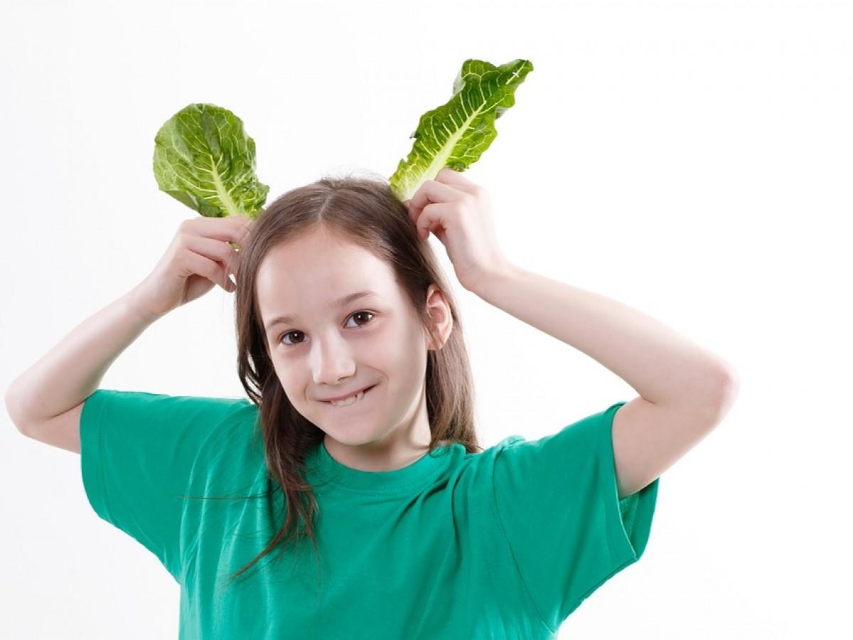 ¿Pueden los niños seguir una dieta vegana?