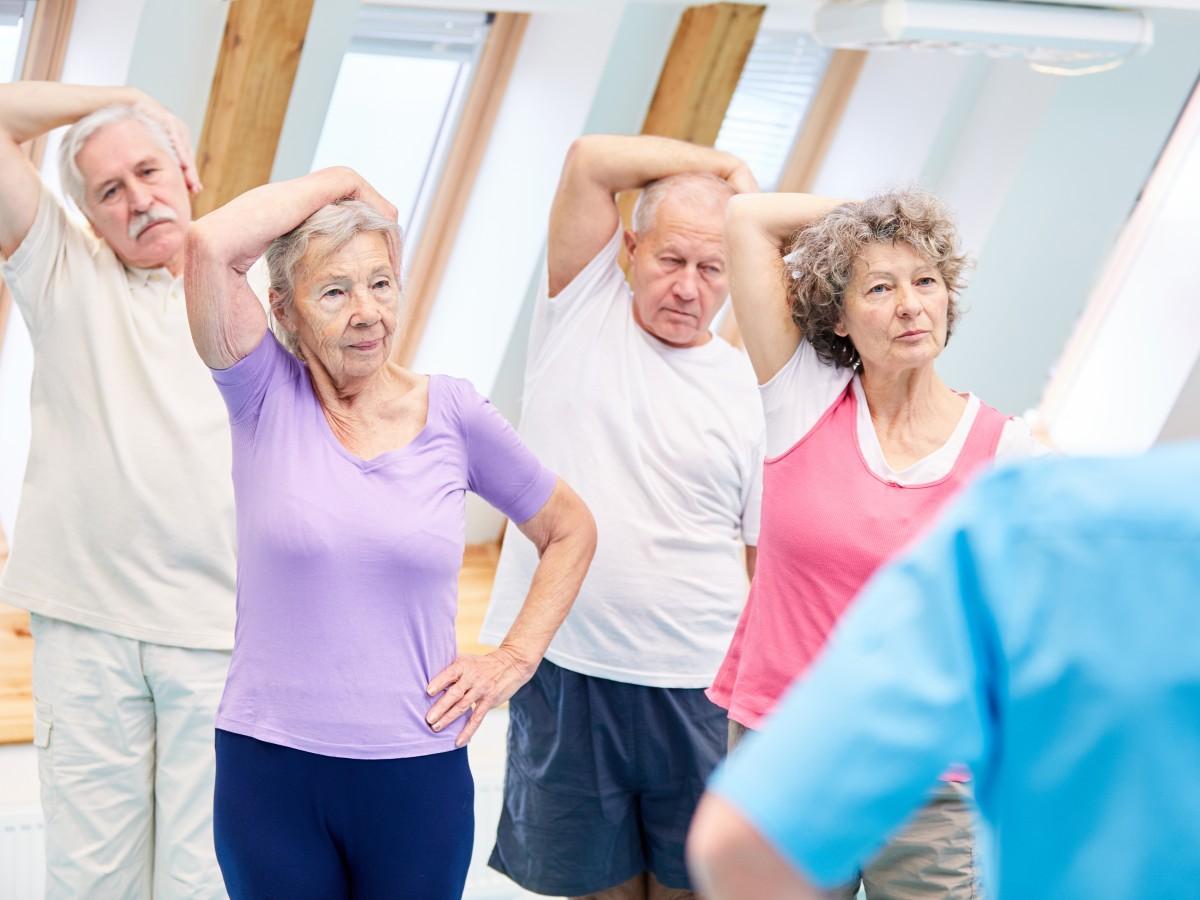 El ejercicio es bueno para el corazón, a todas las edades