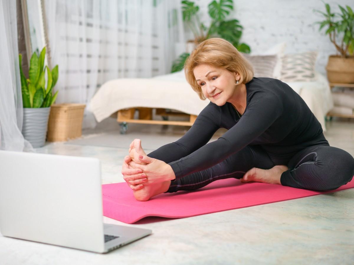Mantente en movimiento en tiempos de sedentarismo