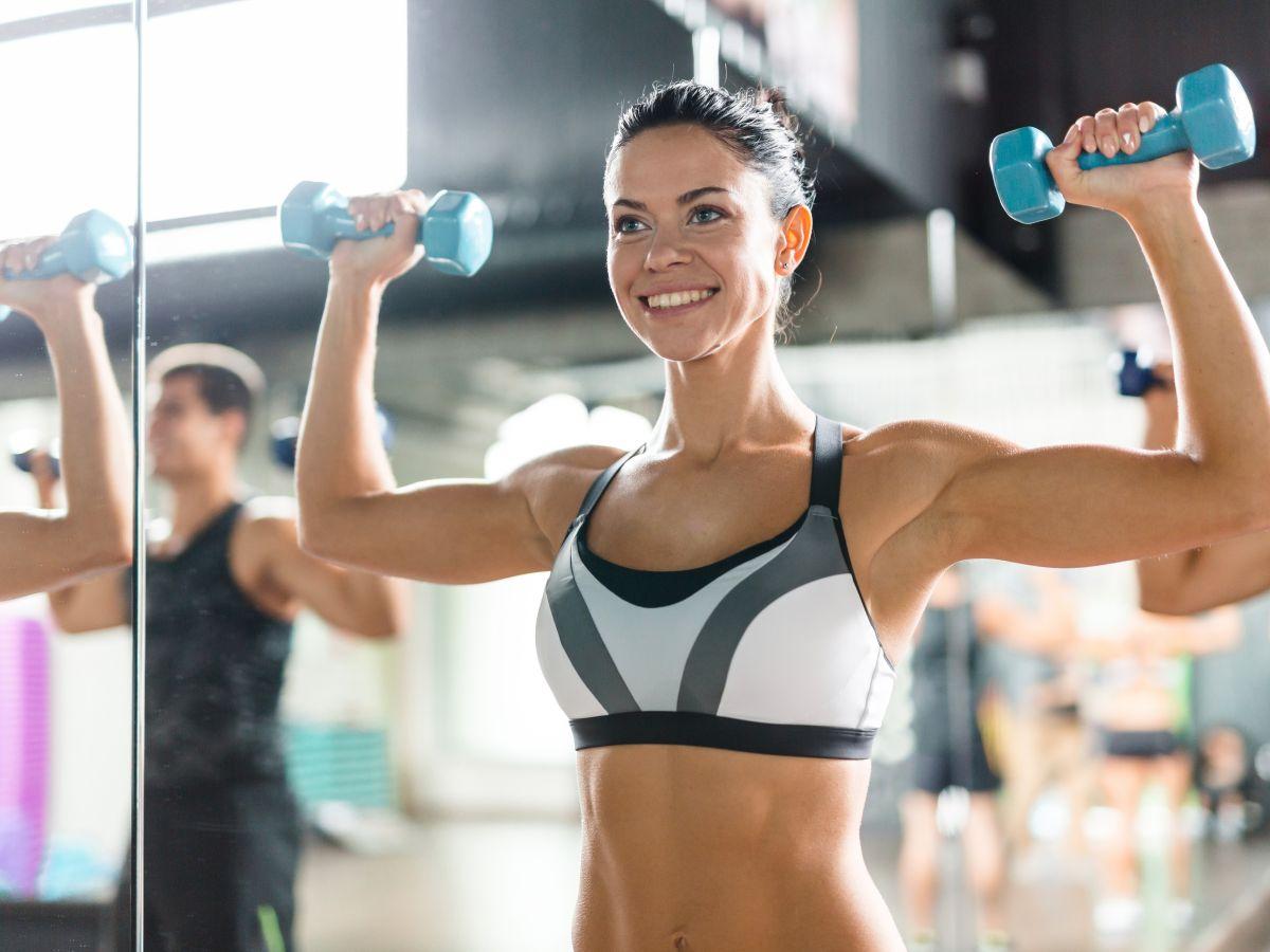 La motivación para hacer ejercicio puede mantenerse durante todo el año