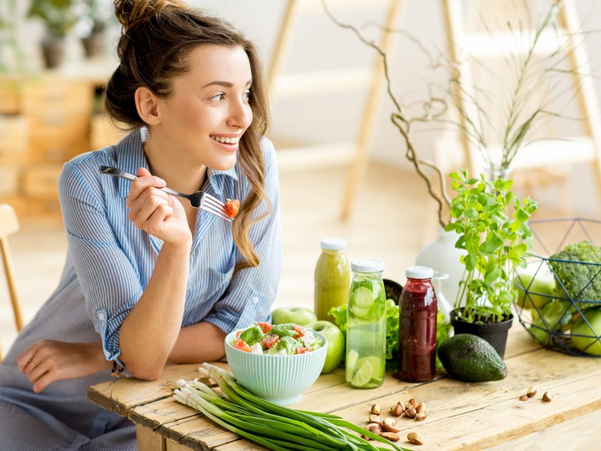 Cambia la dieta: más foco en verduras y menos en bebidas