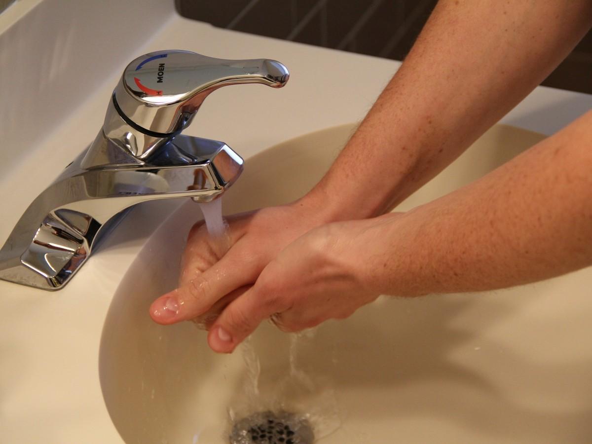 Los pasos a seguir para un correcto lavado de manos y así evitar enfermedades infecciosas