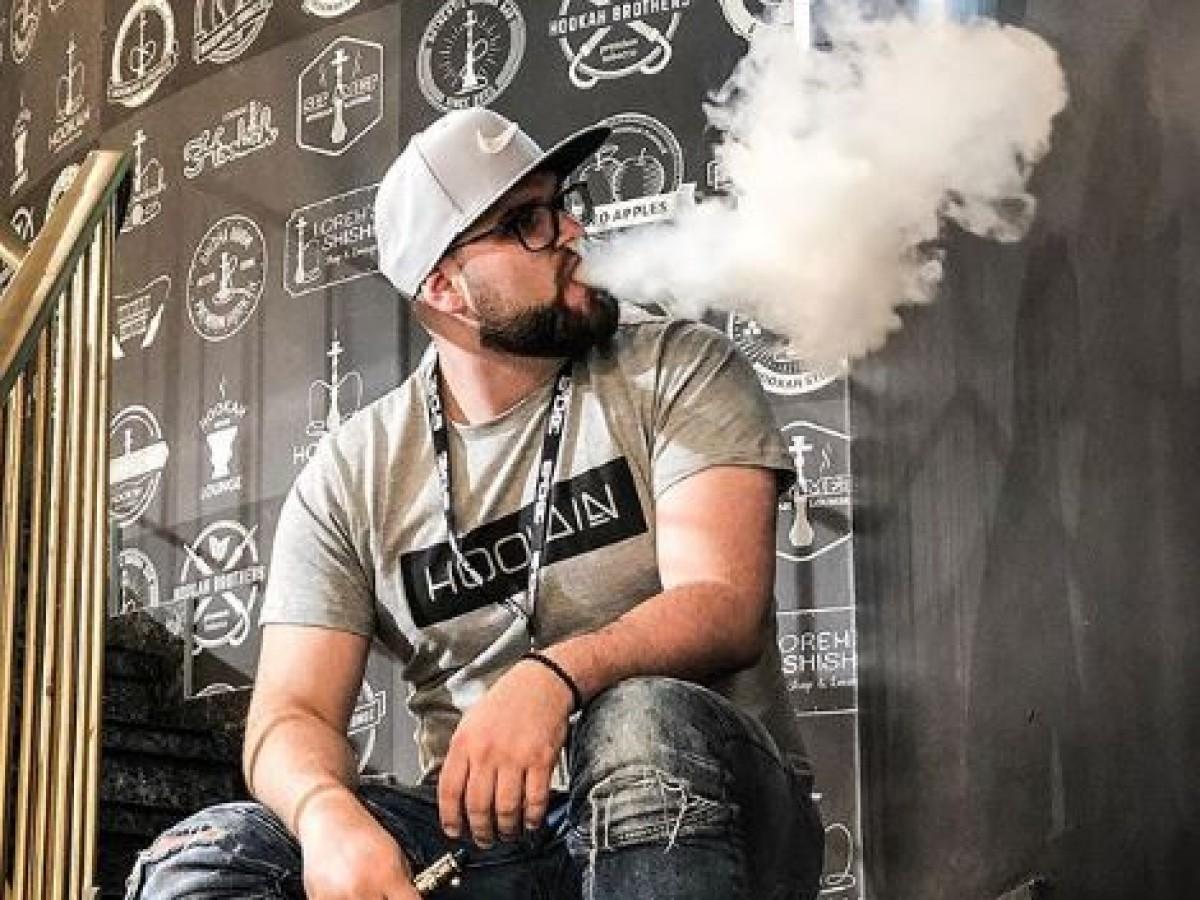 Cigarrillos electrónicos son muy populares en Instagram