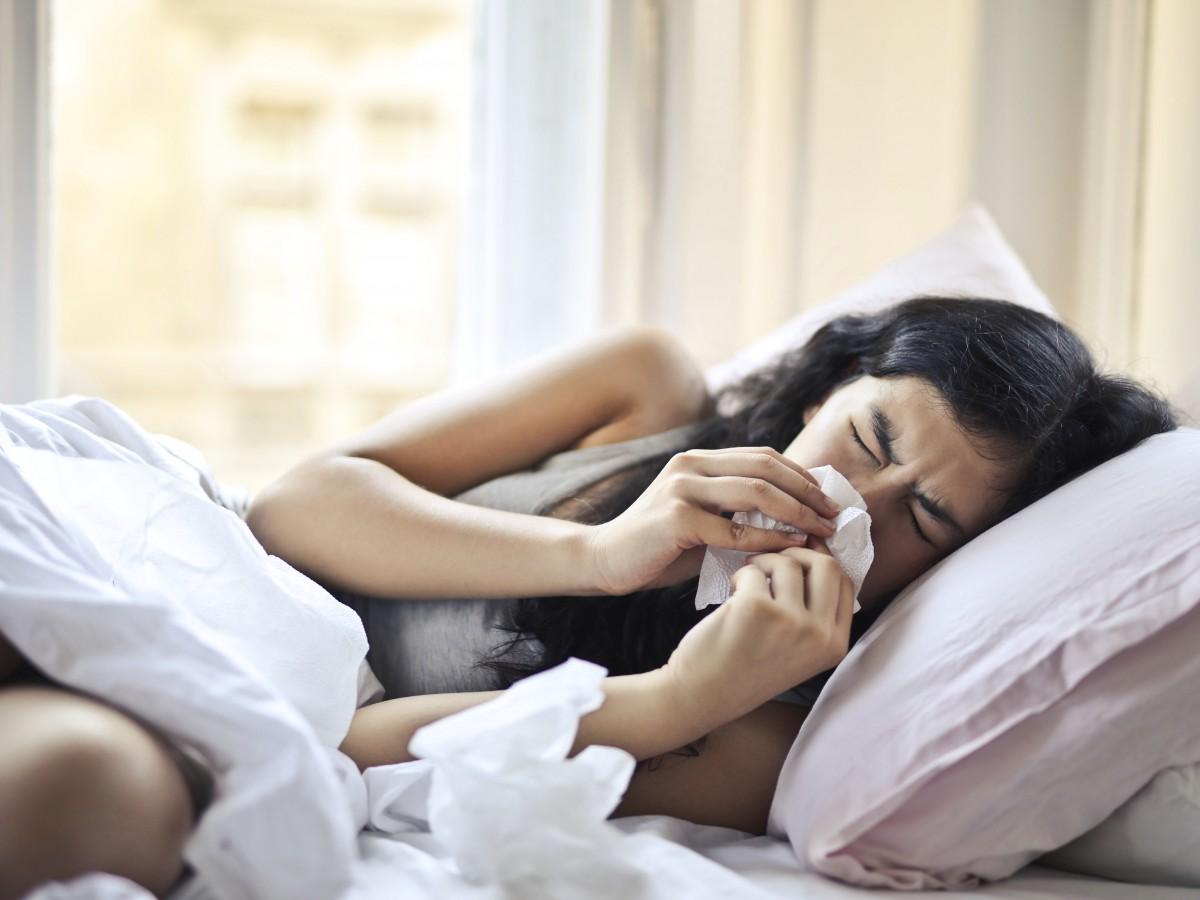 10 consejos para combatir el resfriado y la influenza