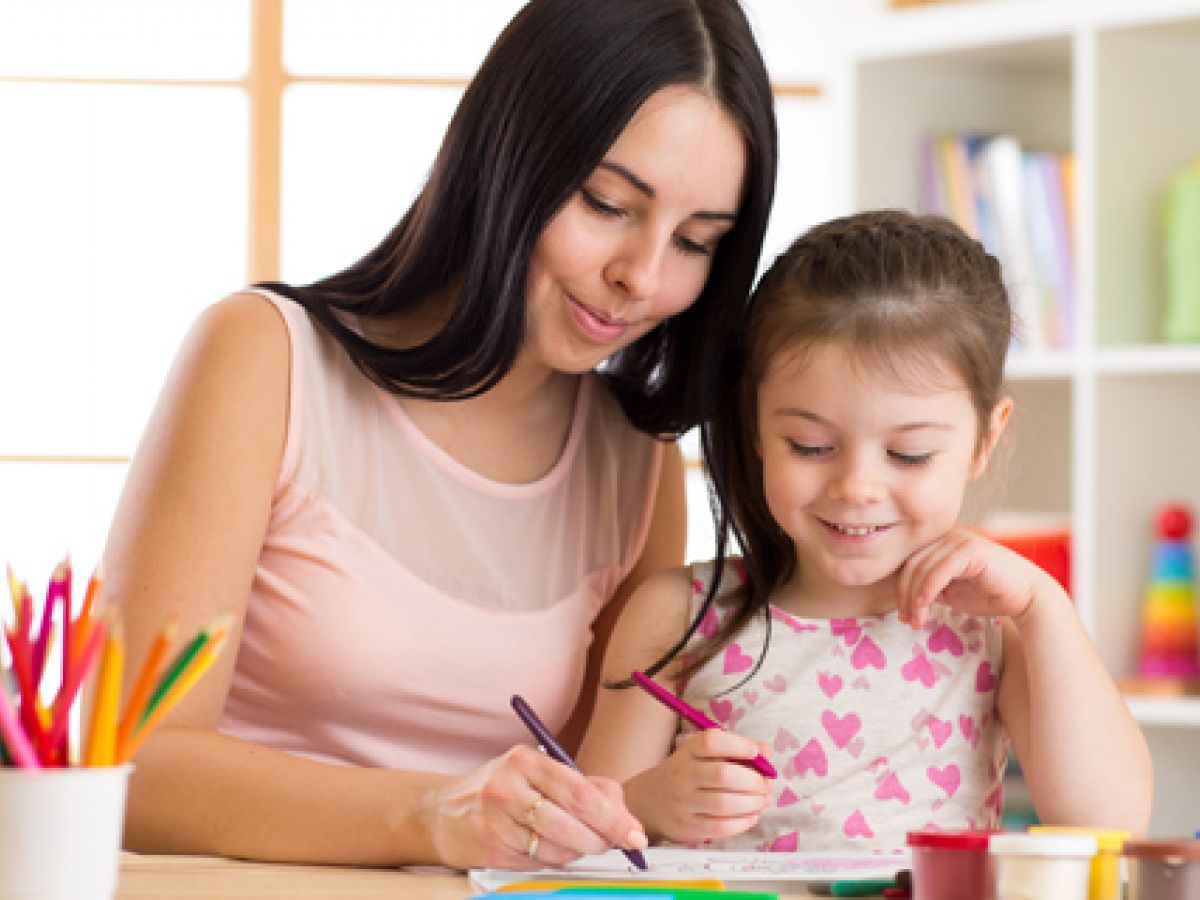 Cómo preparar a los niños que van a la escuela por primera vez