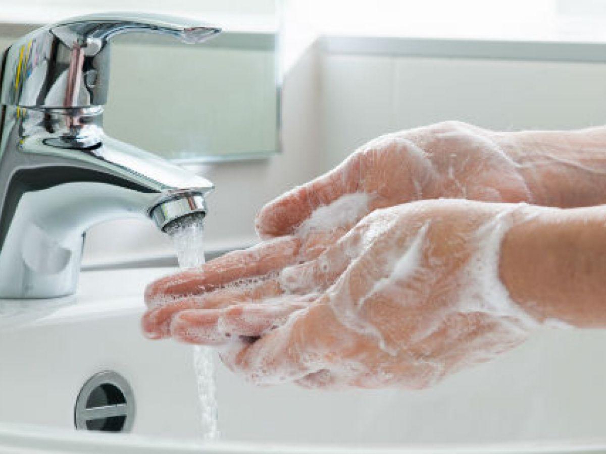 La higiene tras el huracán