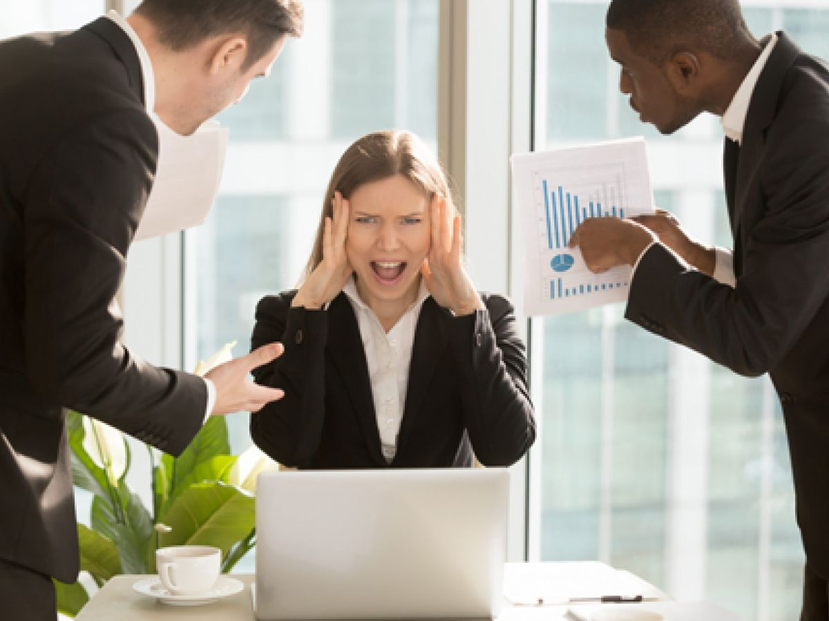 Salud mental en el lugar de trabajo
