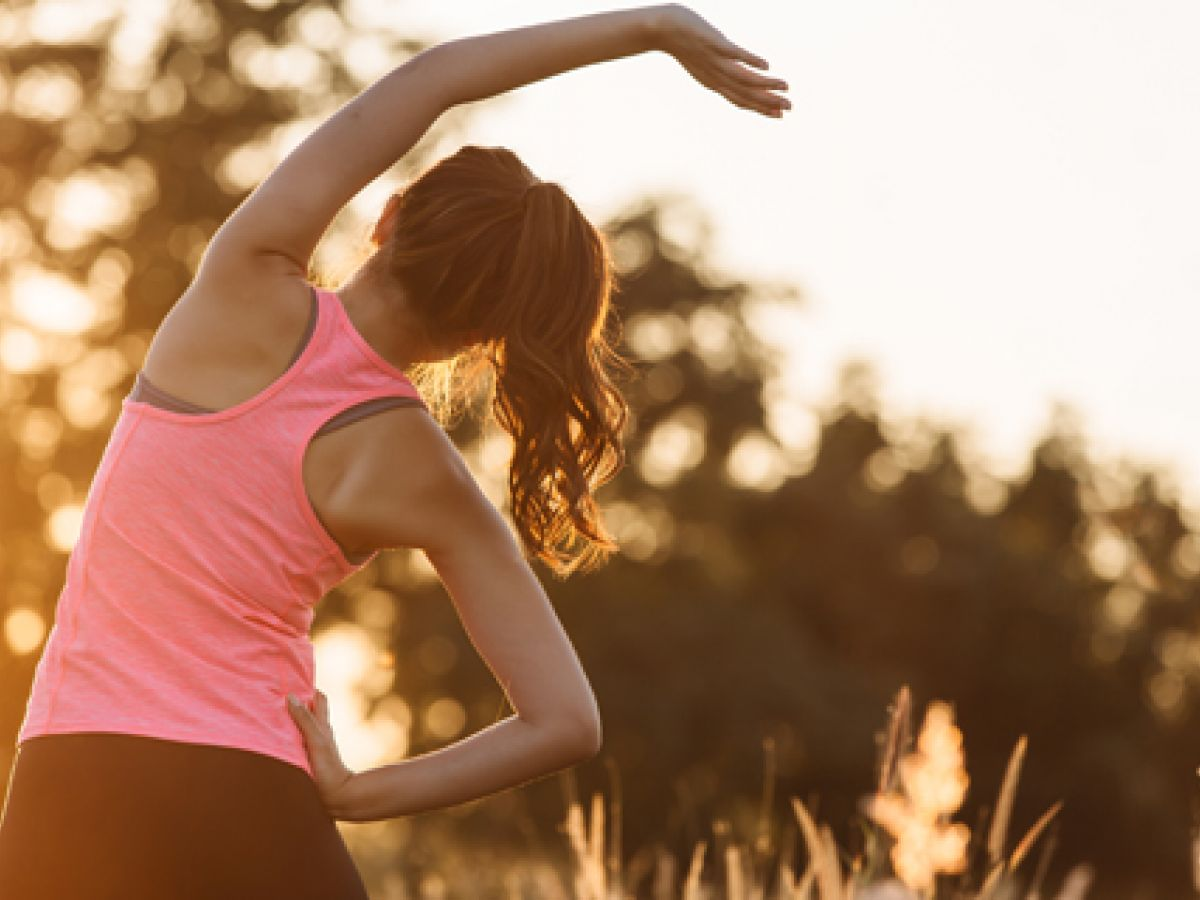 Hormonas generadas durante la actividad física reducen el estrés