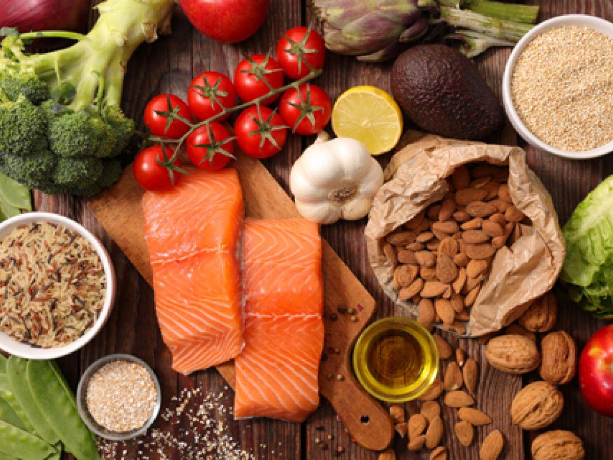 Alimentación para una mente sana