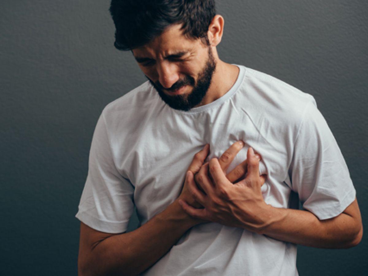 Osteocondritis: dolor que se asemeja a un infarto