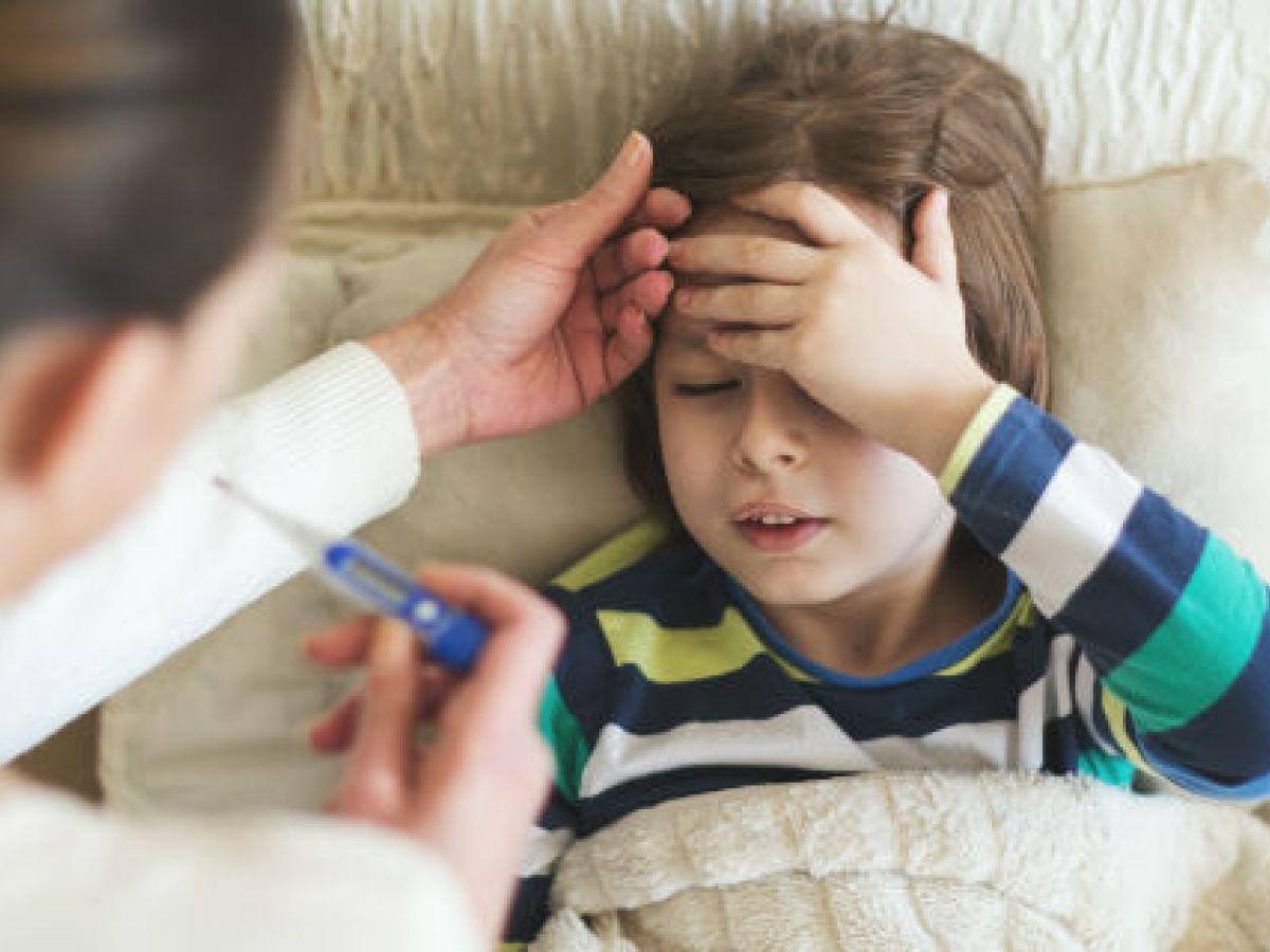 3 cuidados infalibles para el menor con flu