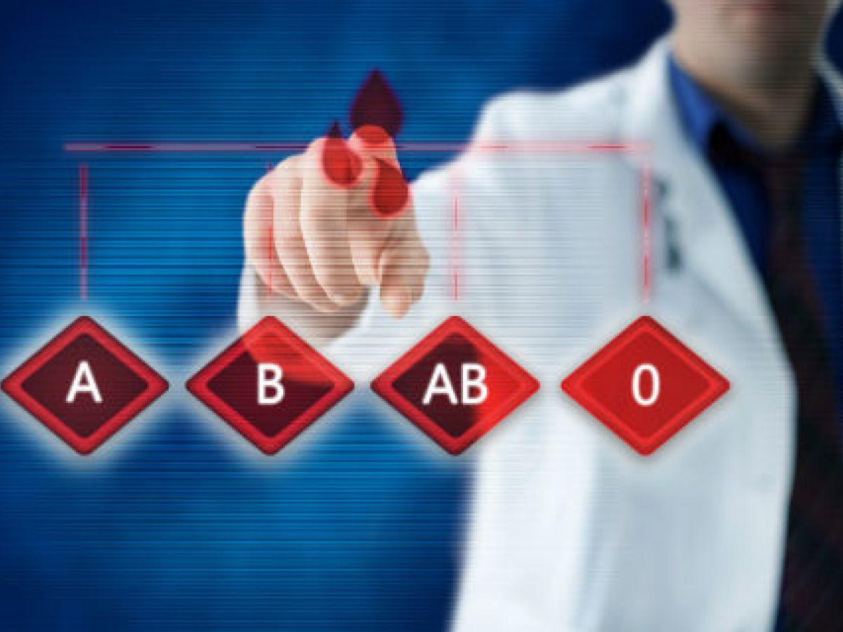 Vinculan tipos de sangre a más riesgo de ataque cardíaco