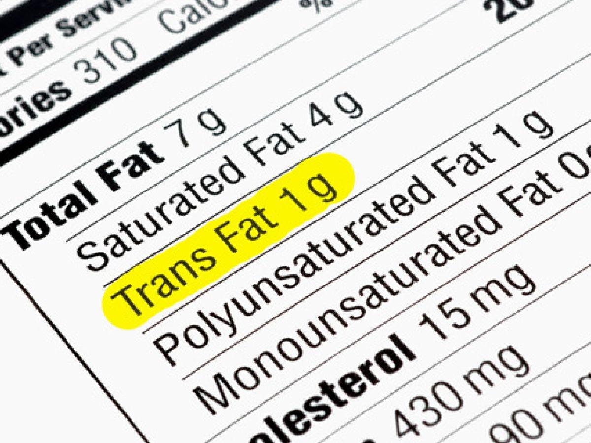 La OMS lanza programa para eliminar las grasas trans de la cadena alimentaria