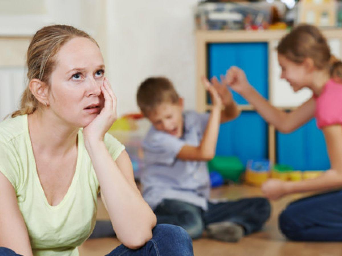 El síndrome de los padres 'quemados' por la crianza