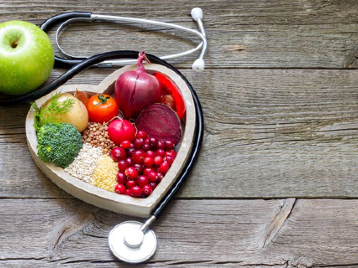 Recomiendan dieta saludable para evitar un infarto