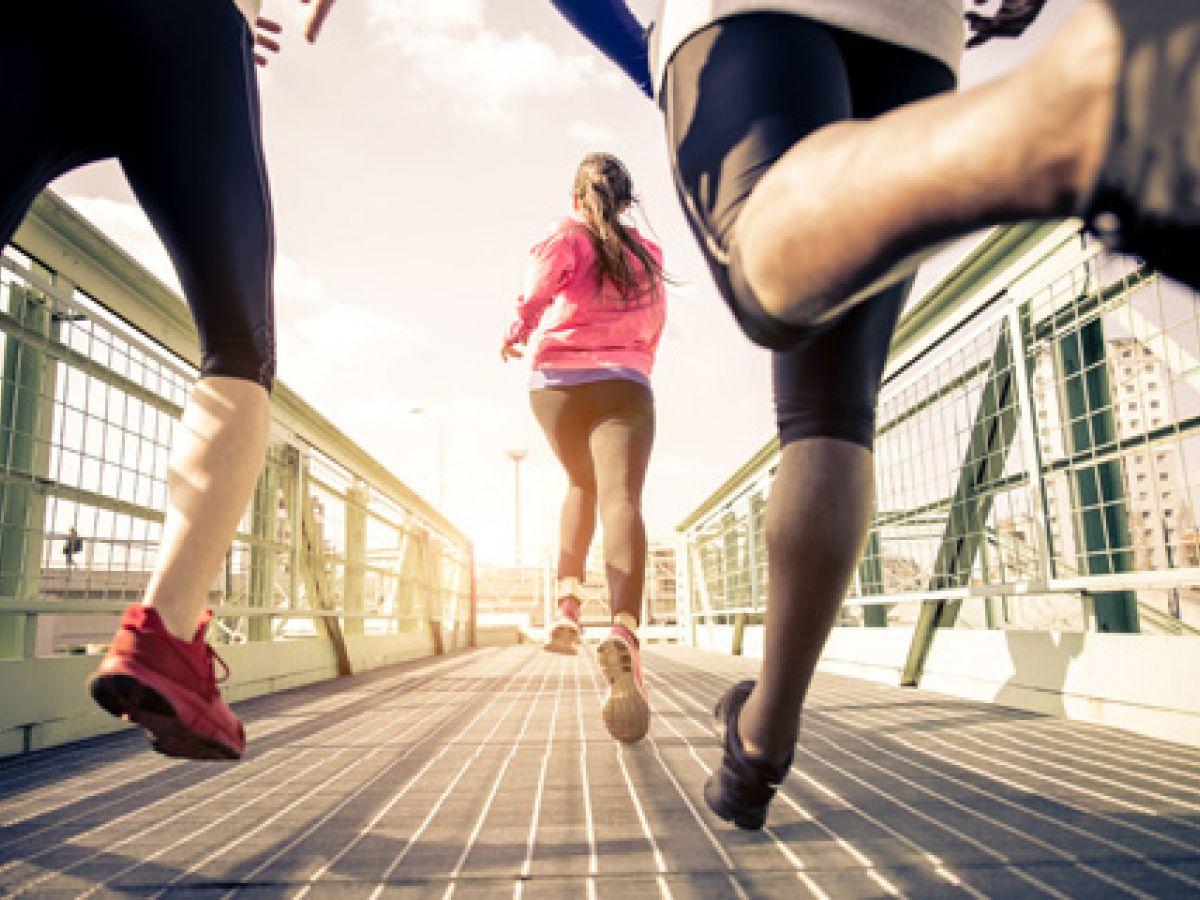Las tres lesiones más comunes en corredores