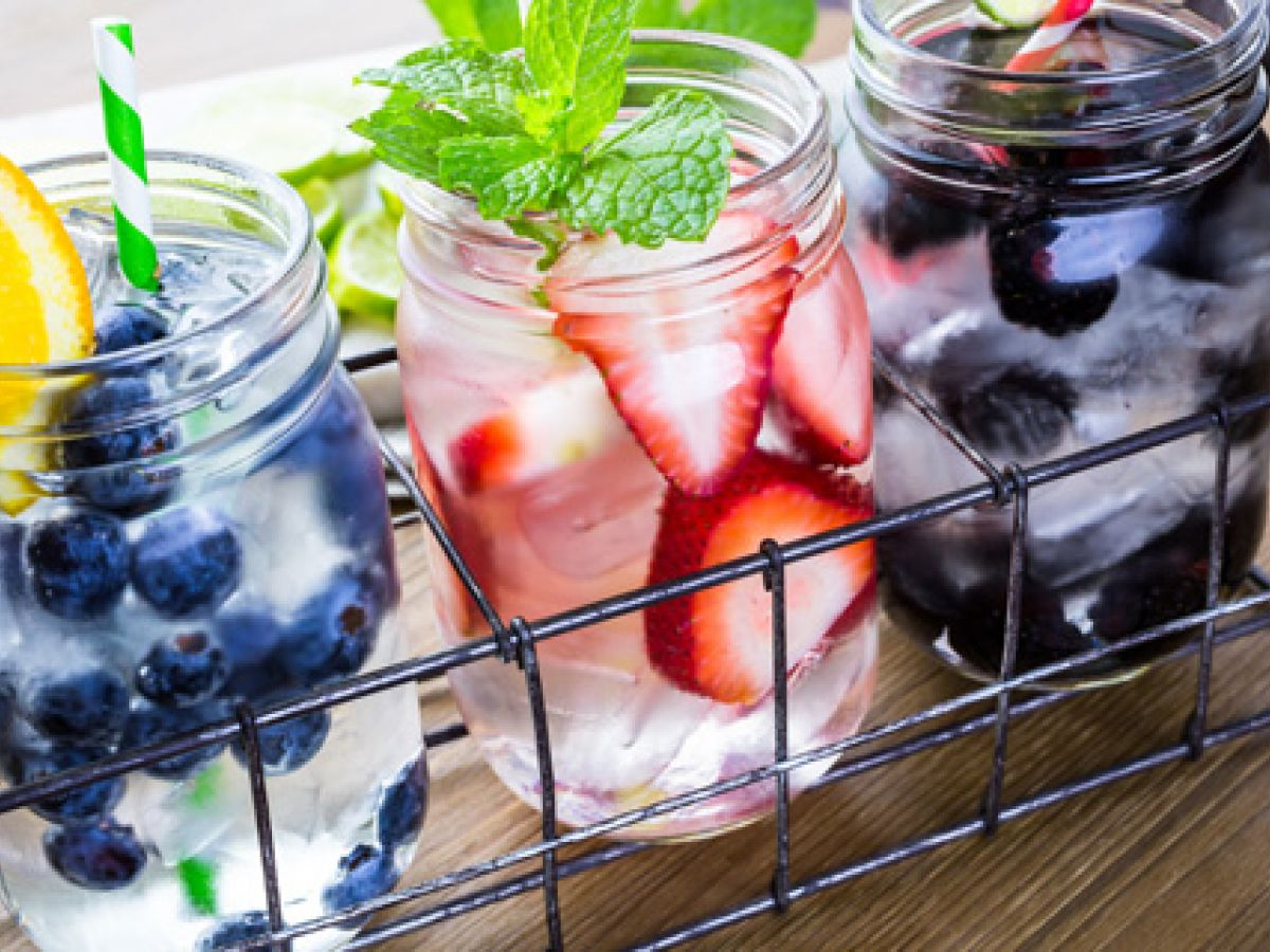 5 beneficios de beber infusiones