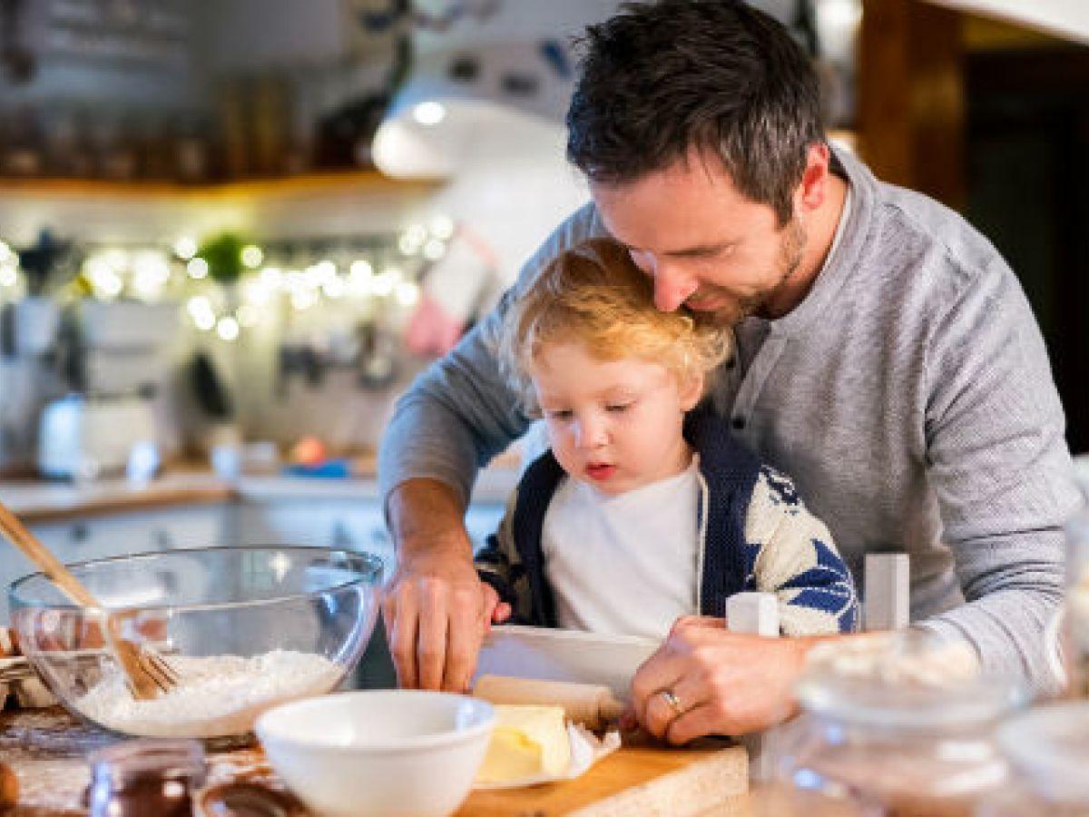 El valor del rol paterno en la primera infancia