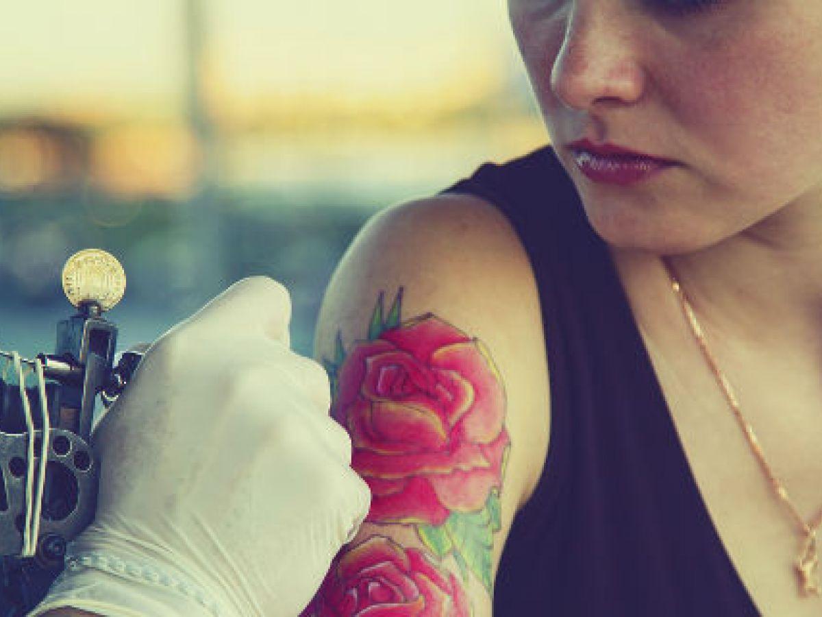 Tatuajes y perforaciones corporales aumentan casos de hepatitis