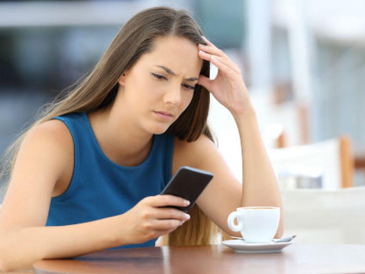 Uso excesivo de dispositivos electrónicos genera ansiedad