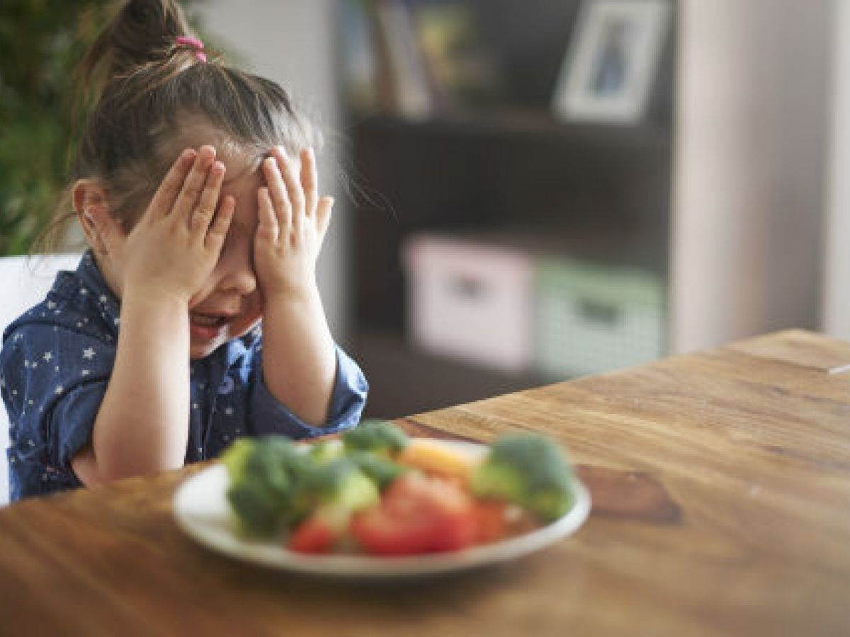 """""""Mi niño no quiere comer vegetales"""""""