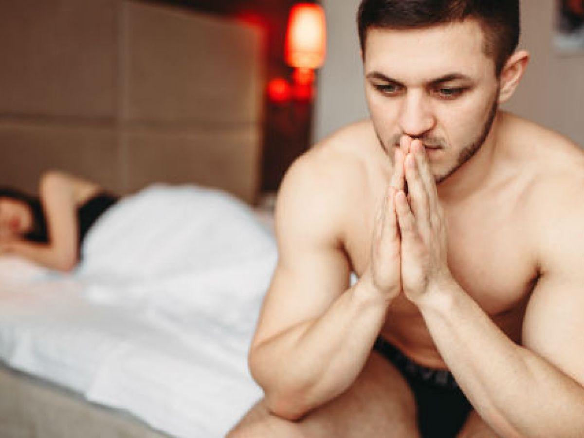 ¿Ansioso a la hora del sexo?