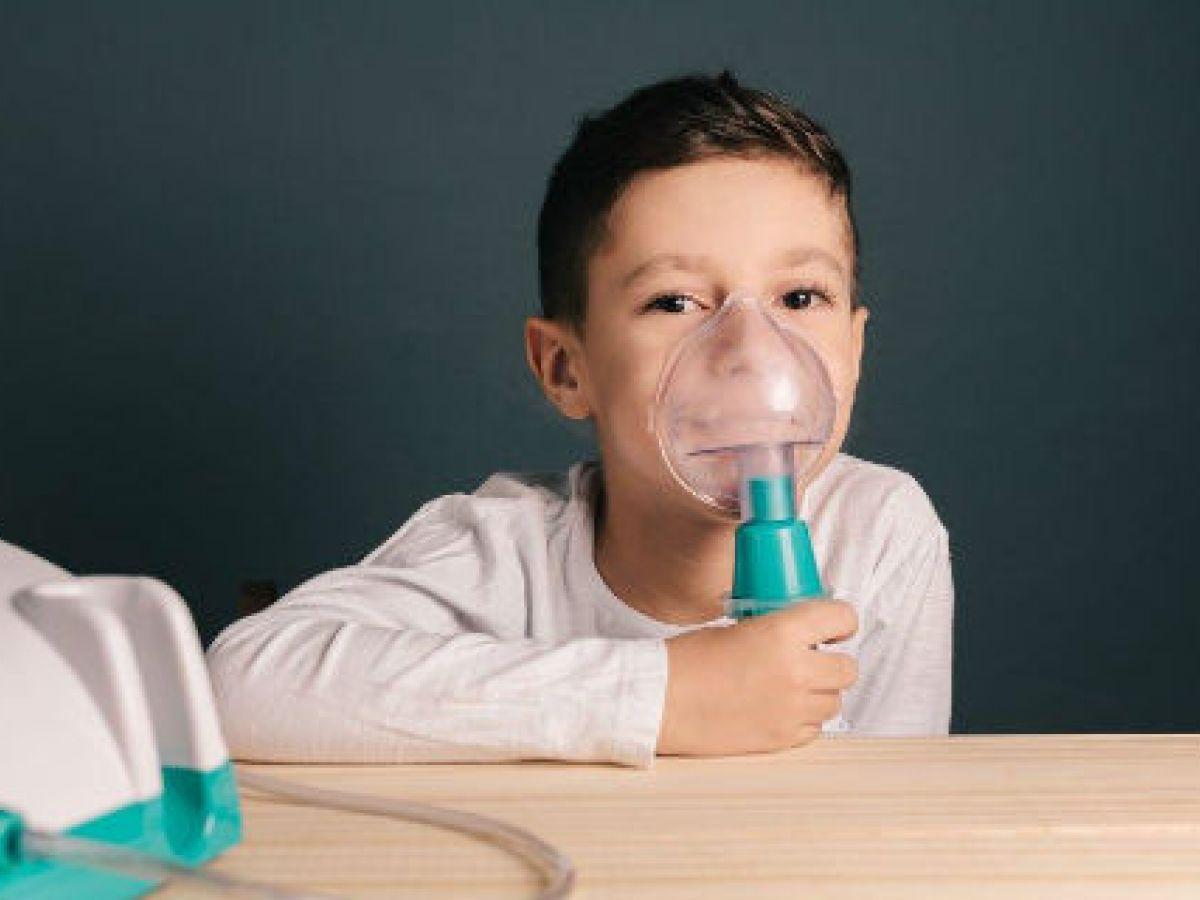 Niños con asma, con más riesgo de convertirse en obesos