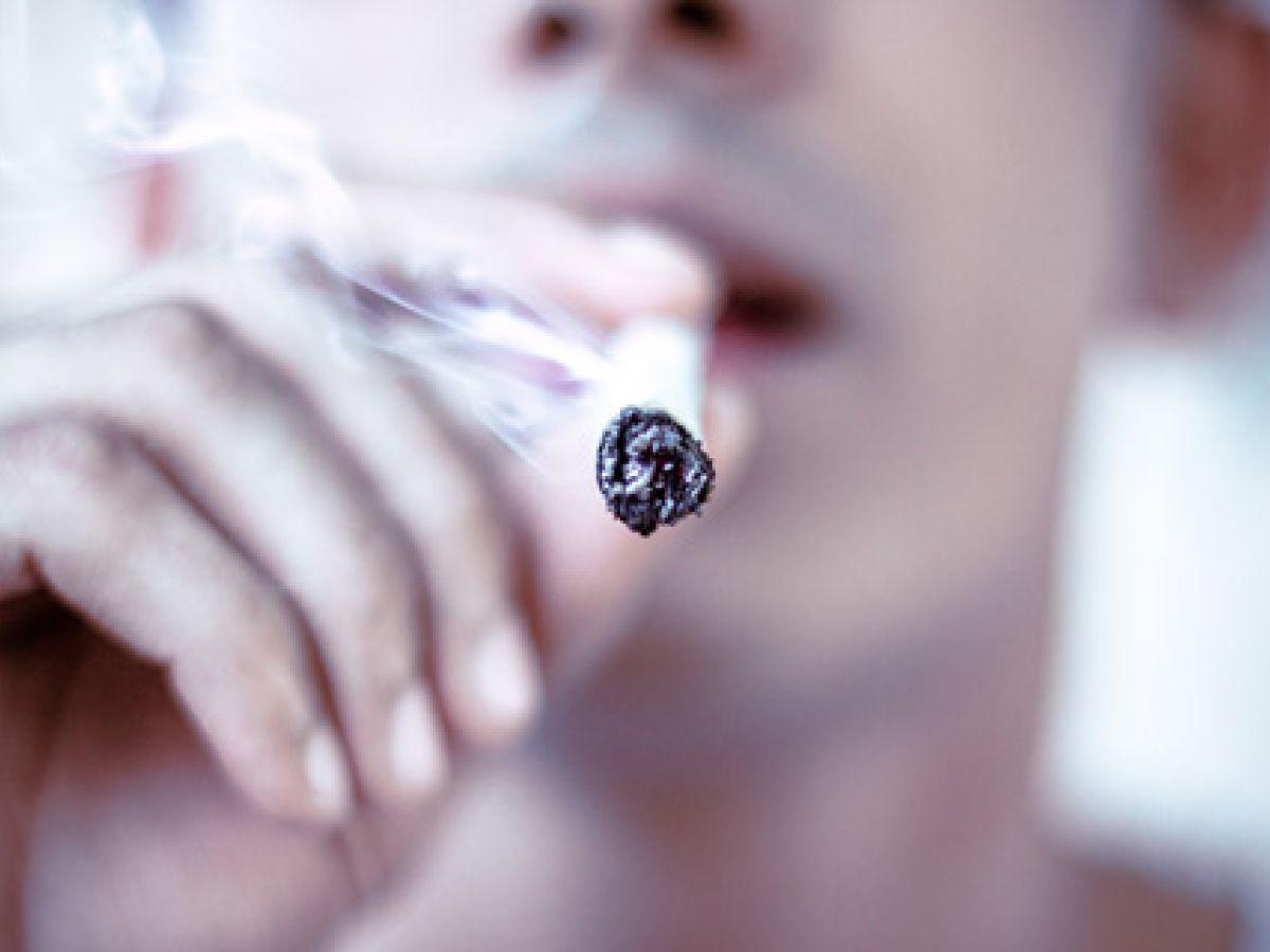 Humo del tabaco se sigue exhalando hasta 6 horas después de su consumo